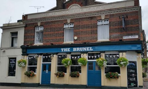 Burns Night with Spider Monkey at The Brunel Pub