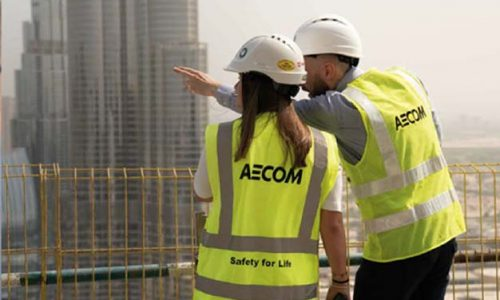 AECOM work placement for SE16 school leavers