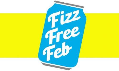Take part in Fizz Free February