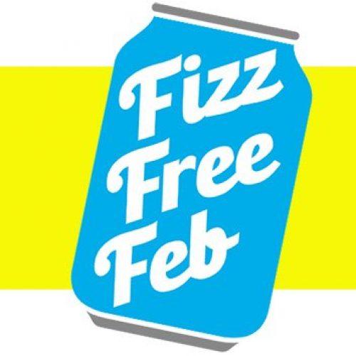 Take part in Fizz Free February