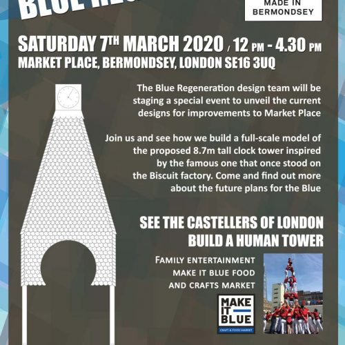 Made In Bermondsey event at Market Place