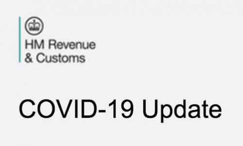 HMRC COVID-19 update: Self-employment Income Support Scheme