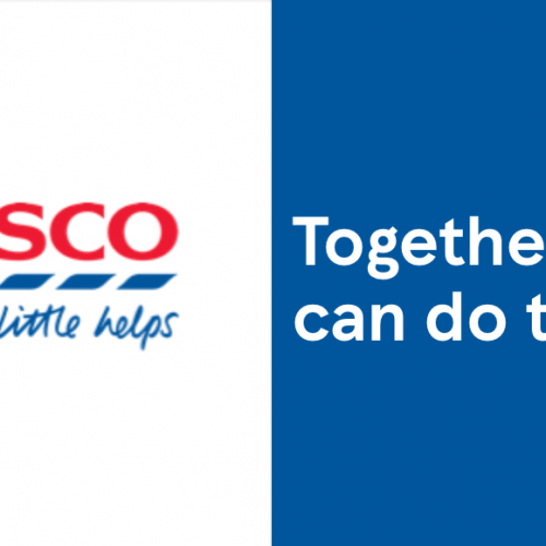 Tesco to tackle panic buying and help vulnerable people