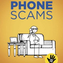 Don't be a victim of fraud, read The Little Book of Phone Scams