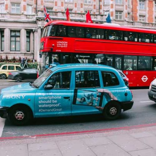 Temporary changes to the Congestion Charge