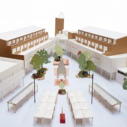 GLA approve regeneration design plans for Market Place  The Blue